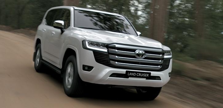 """Toyota """"bắt"""" khách hàng mua Land Cruiser 2022 ký cam kết không bán lại xe - ảnh 2"""