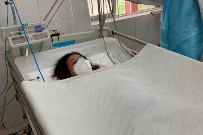 Cần Thơ: Cứu sống mẹ con sản phụ mắc Covid-19 nặng phải chạy ECMO - ảnh 2