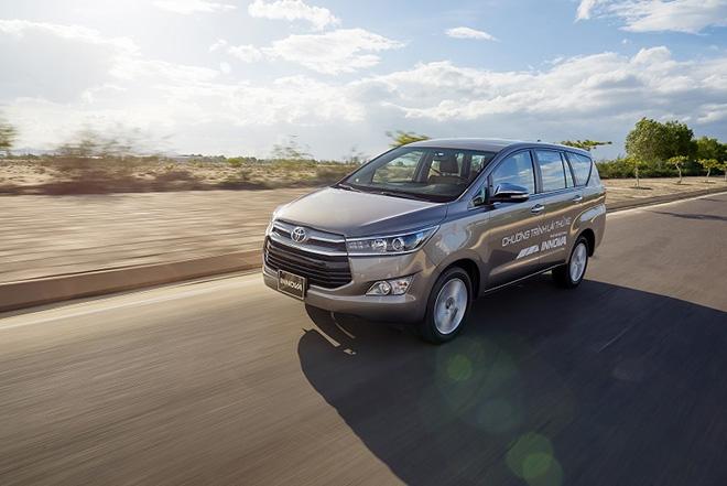 Giá xe Toyota Innova lăn bánh tháng 7/2021 - ảnh 2