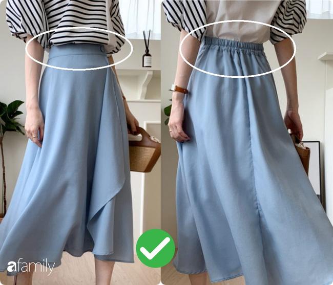 Diện chân váy không lộ bụng to: Có 2 chi tiết chỉ cần khéo điều chỉnh là bụng phẳng, eo thon ngon lành - ảnh 5