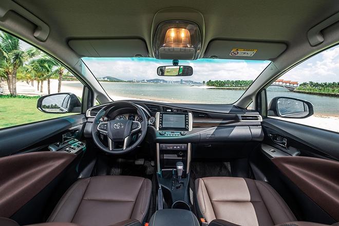 Giá xe Toyota Innova lăn bánh tháng 7/2021 - ảnh 7
