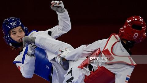 Thể thao Việt Nam tại Olympic Tokyo: Nguyễn Văn Đương thắng trận, Kim Tuyền lỡ trận tranh HCĐ - ảnh 6