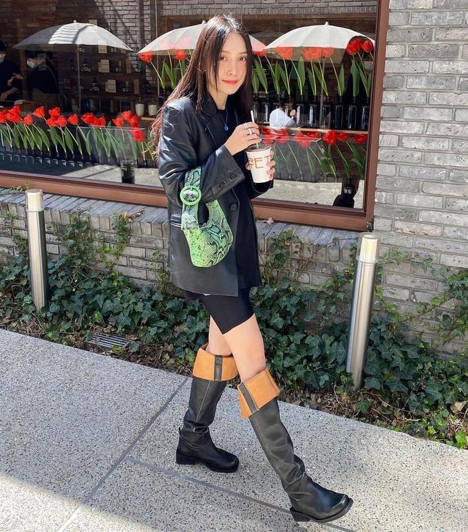 Tae Yeon dạo này mặc đẹp mê mẩn, hóa ra đứng sau là stylist không thể đỉnh hơn - ảnh 10