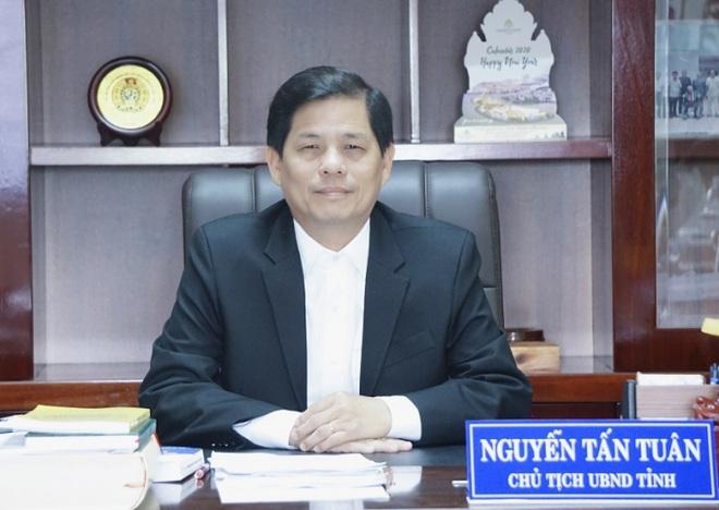Thủ tướng phê chuẩn Chủ tịch, Phó Chủ tịch UBND 5 tỉnh - ảnh 3