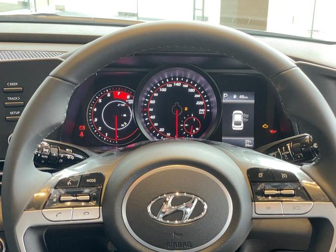 Hyundai Elantra 2022 sắp về Việt Nam có những thay đổi gì đặc biệt? - ảnh 8