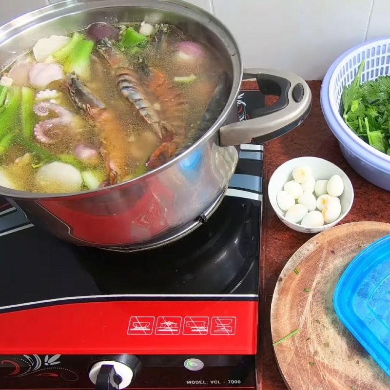 Cách làm mực khô xào dứa chua ngọt hấp dẫn bắt cơm ai cũng mê - ảnh 23