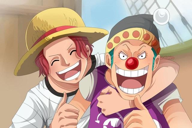 One Piece: Nhọ như