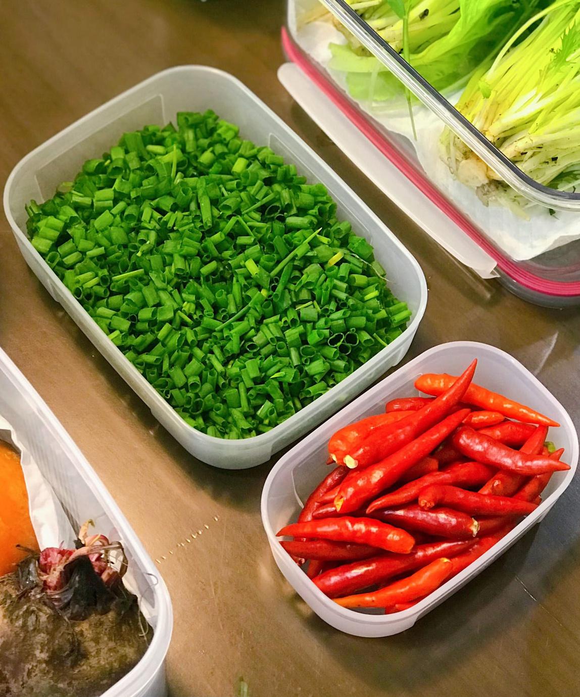 Mẹo bảo quản thực phẩm tươi ngon mùa dịch - ảnh 8