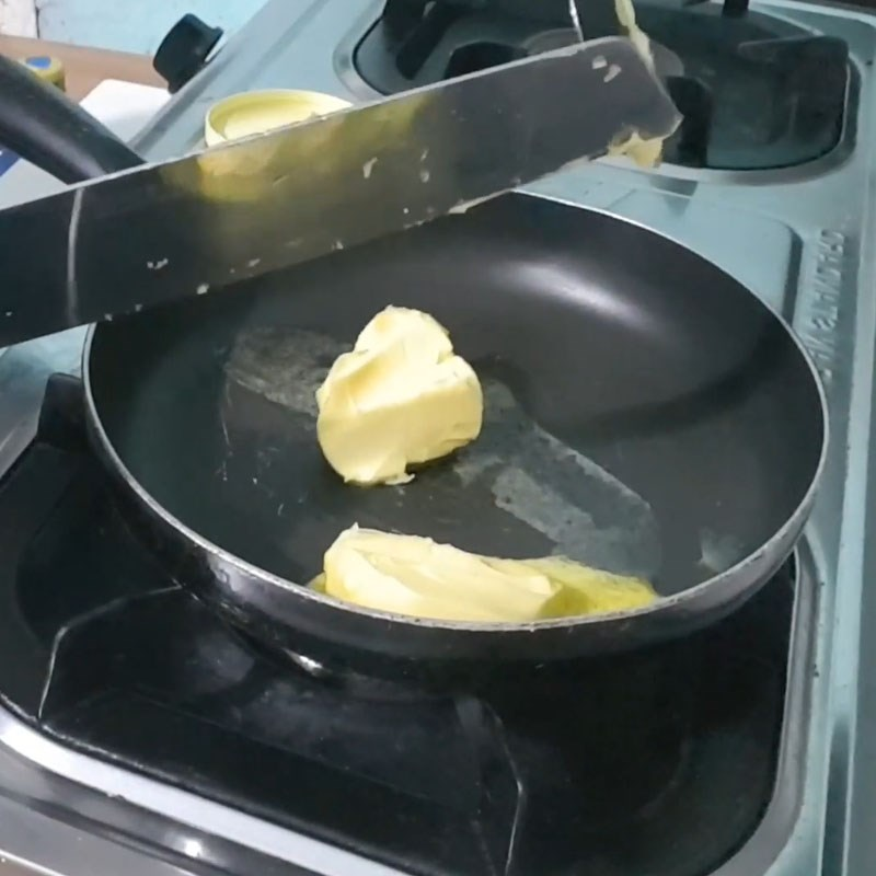 Cách làm tôm hùm sốt bơ tỏi kèm risotto chuẩn vị Ý thơm ngon hấp dẫn - ảnh 22