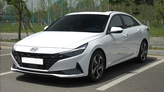 Hyundai Elantra 2022 sắp về Việt Nam có những thay đổi gì đặc biệt? - ảnh 3