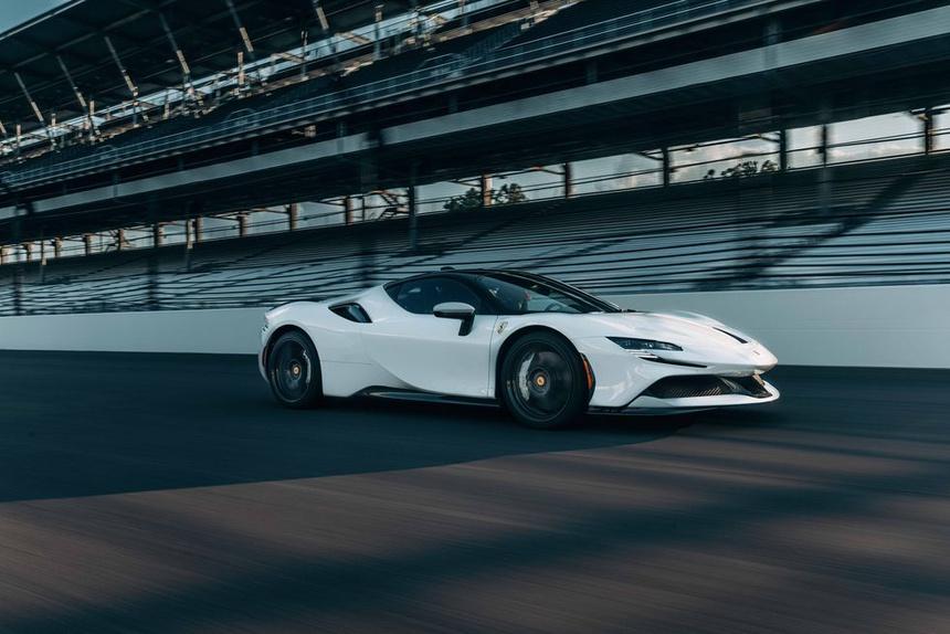 Ferrari SF90 Stradale lập kỷ lục tăng tốc 0-100 km/h trong 2 giây - ảnh 2