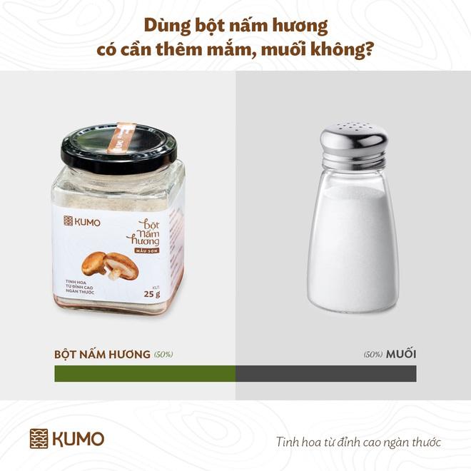 Những điều có thể bạn chưa biết về bột nấm hương - ảnh 2