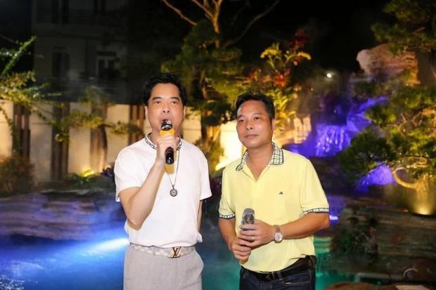Em trai danh ca Ngọc Sơn: Bỏ hát làm kinh doanh, thành tỷ phú, sở hữu cơ ngơi đồ sộ - ảnh 5
