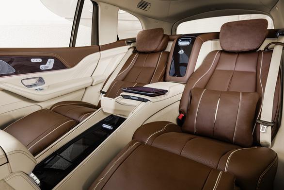 Mercedes-Maybach GLS 600 4MATIC ra mắt thị trường Việt Nam - ảnh 4