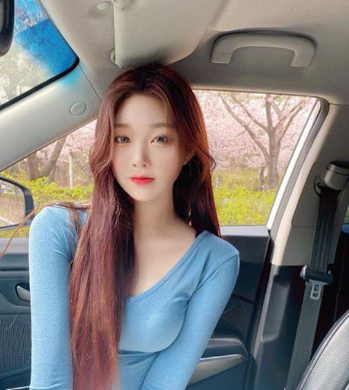 Hot girl xứ Hàn hút triệu follow nhờ đôi chân dài miên man - ảnh 12