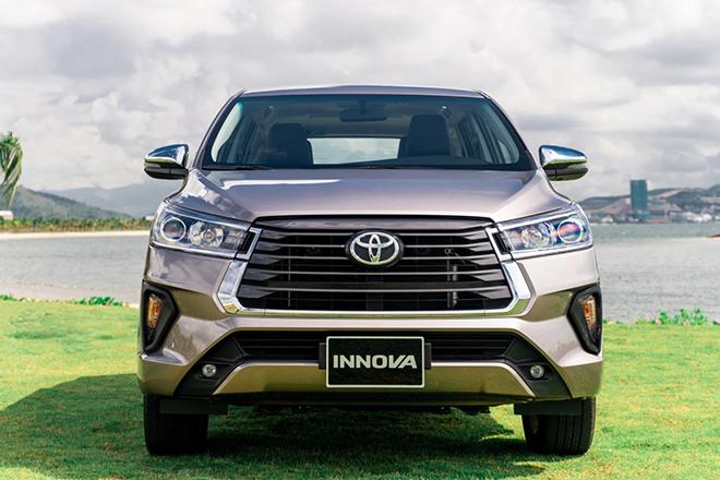 Giá xe Toyota Innova lăn bánh tháng 7/2021 - ảnh 5