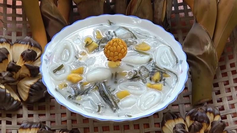 Những món ăn đơn giản hấp dẫn từ dừa - ảnh 10
