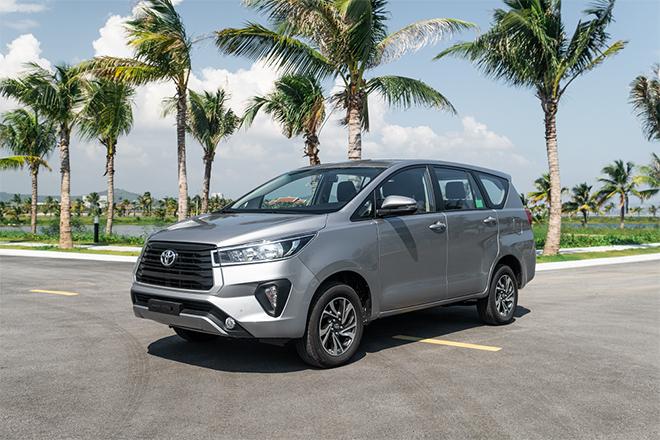 Giá xe Toyota Innova lăn bánh tháng 7/2021 - ảnh 11