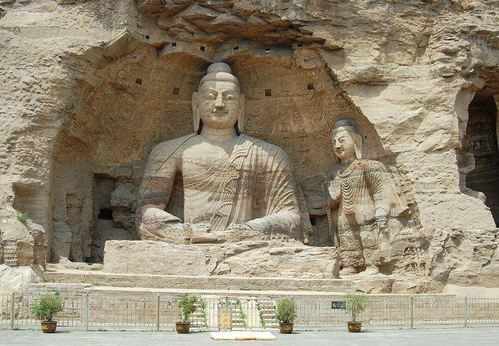 Hang đá Vân Cương, hang động hàng ngàn năm tuổi lưu giữ hơn 50.000 tượng Phật của Trung Quốc - ảnh 5