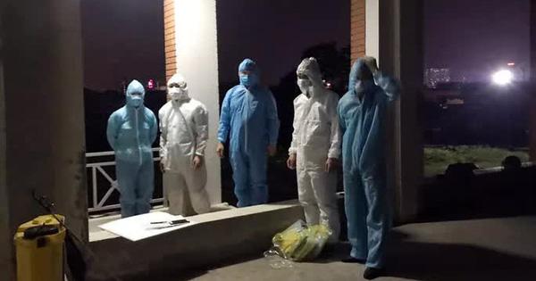 Hà Nội: Cách ly y tế tòa chung cư ở Khu đô thị Ngoại giao đoàn; Khởi tố vụ án hình sự con làm lây lan dịch bệnh truyền nhiễm nguy hiểm cho mẹ - ảnh 32