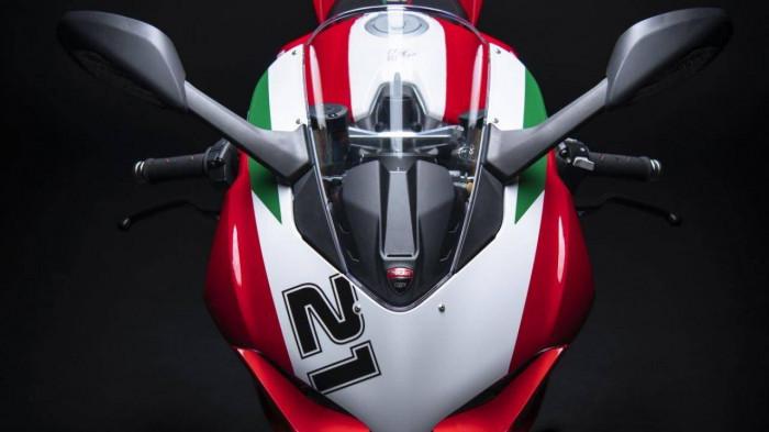 Cận cảnh Ducati Panigale V2 phiên bản đặc biệt - ảnh 3
