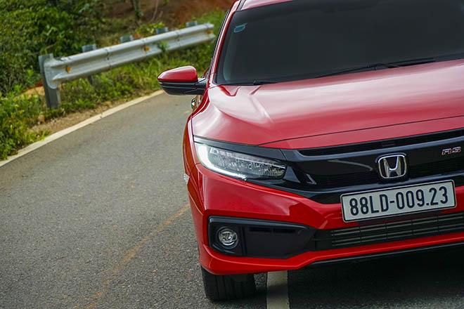 Giá xe Honda Civic lăn bánh tháng 7/2021 - ảnh 2