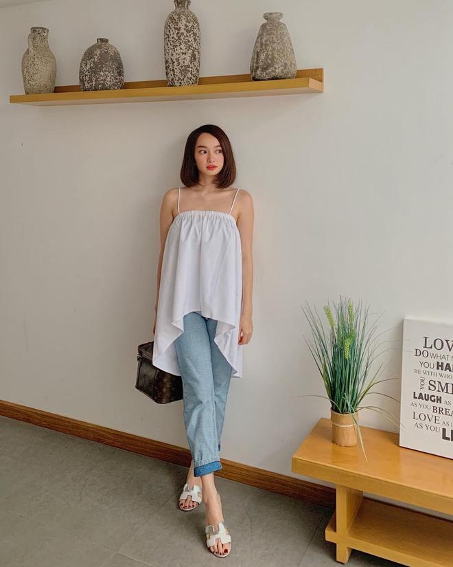Yeri và Kaity Nguyễn: Vai rộng nhưng chẳng ngán đồ hai dây, còn có cả tá cách mặc đẹp cải thiện điểm này - ảnh 2