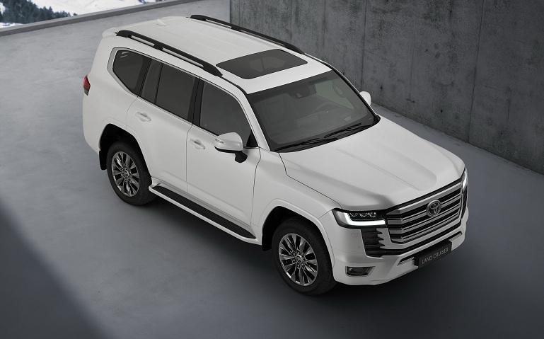 Toyota cấm khách mua Land Cruiser 2022 bán lại xe trong 1 năm - ảnh 2