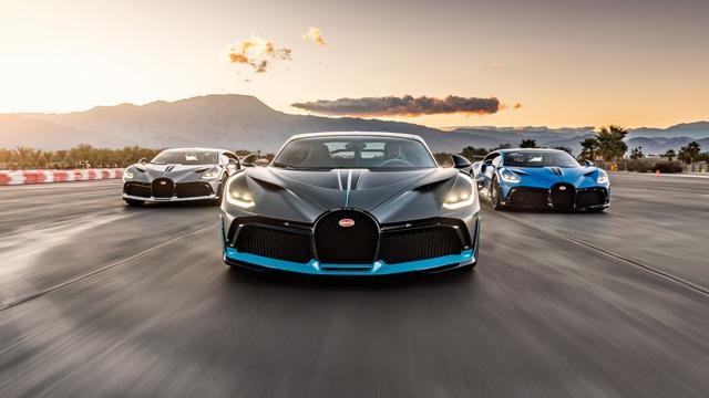 Bugatti được bán cho Porsche nhưng tin đồn về mẫu xe mới là điều có thể làm các fan tiếc nuối - ảnh 6