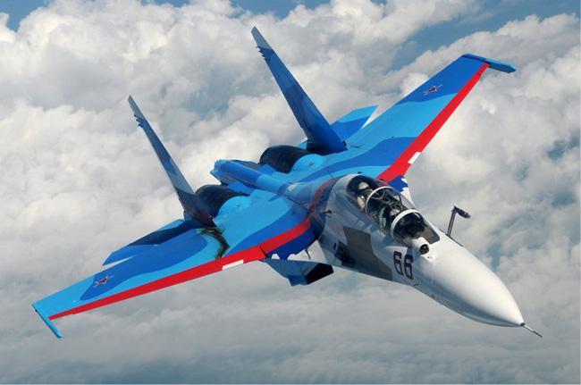 Vì sao NATO căm ghét phi đội máy bay chiến đấu hạng nặng Su-27? - ảnh 7
