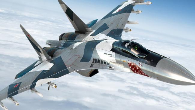 Vì sao NATO căm ghét phi đội máy bay chiến đấu hạng nặng Su-27? - ảnh 11