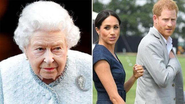 Harry và Meghan viết 4 cuốn sách trị giá 1.000 tỷ đồng, ra điều kiện nhẫn tâm với Nữ hoàng - ảnh 2