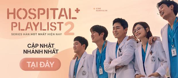 Chả phải mình Song Hye Kyo, hội chúa hề Hospital Playlist