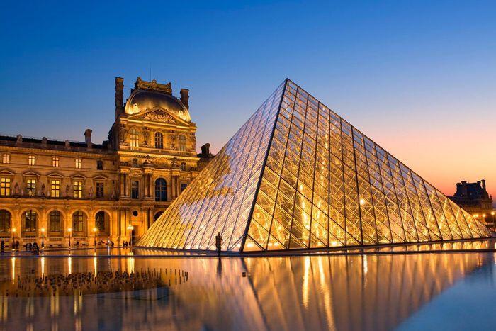 8 công trình kiến trúc kim tự tháp độc đáo - ảnh 3