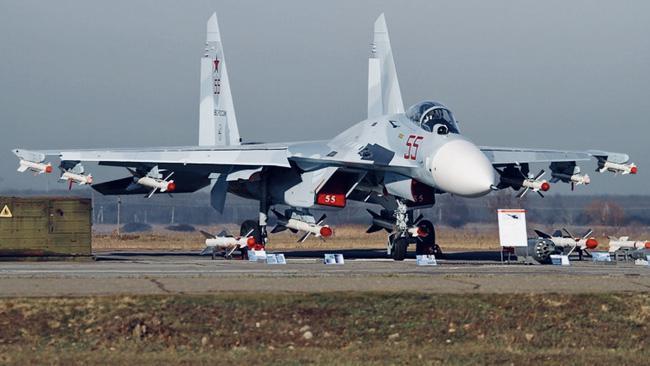 Vì sao NATO căm ghét phi đội máy bay chiến đấu hạng nặng Su-27? - ảnh 10