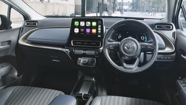 Xem trước Toyota Vios thế hệ mới: Lấy cảm hứng từ Prius, nội thất nhìn qua đã thấy mê - ảnh 5