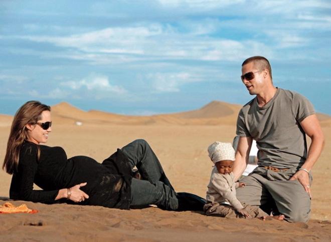 Brad Pitt – Angelina Jolie bị tố mua bài tẩy trắng hậu cắm sừng Jennifer Aniston - ảnh 8