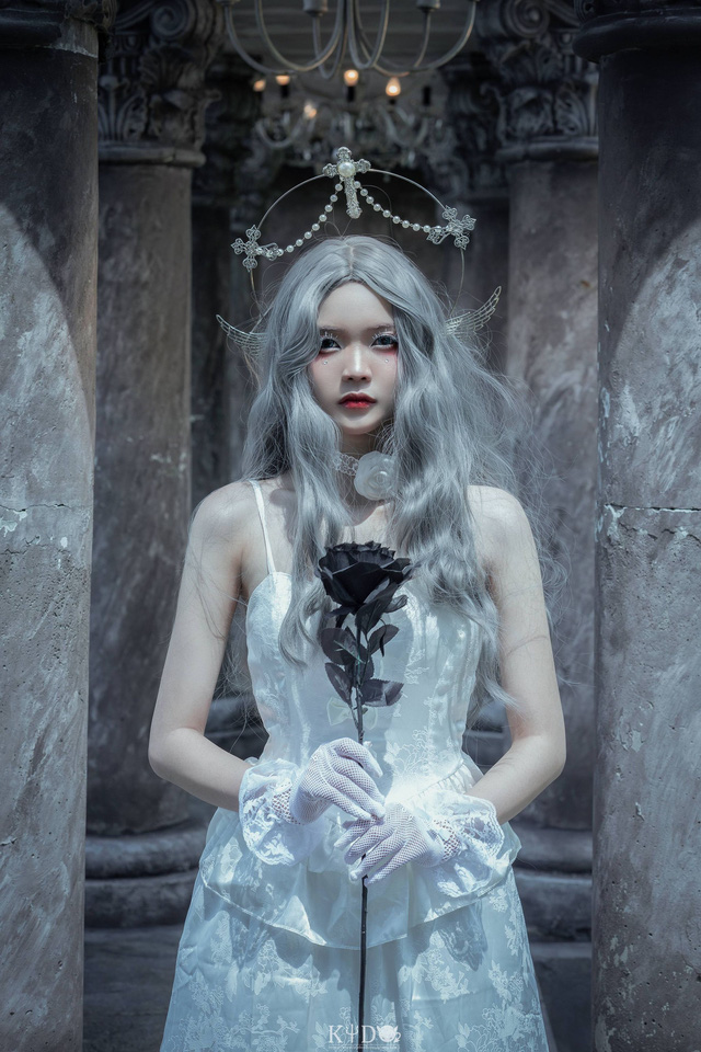Cộng đồng game thủ mê mẩn bộ ảnh nóng bỏng mắt của nữ cosplayer Hiino Yuki - ảnh 13