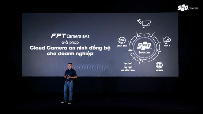FPT Telecom trình làng FPT Camera SME: Giải pháp an ninh đồng bộ toàn diện cho doanh nghiệp vừa, nhỏ - ảnh 2