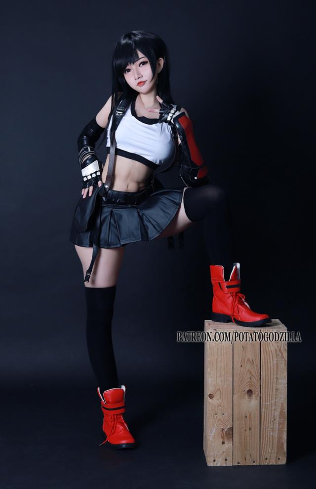 Cộng đồng game thủ mê mẩn bộ ảnh nóng bỏng mắt của nữ cosplayer Hiino Yuki - ảnh 28