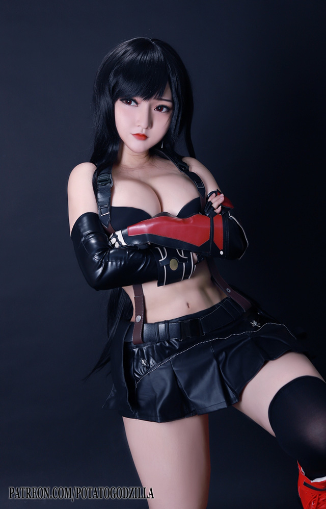 Cộng đồng game thủ mê mẩn bộ ảnh nóng bỏng mắt của nữ cosplayer Hiino Yuki - ảnh 31