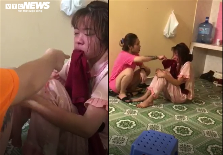 Giải cứu khẩn cấp thiếu nữ bị nhóm bạn tra tấn như thời trung cổ ở Thái Bình - ảnh 2