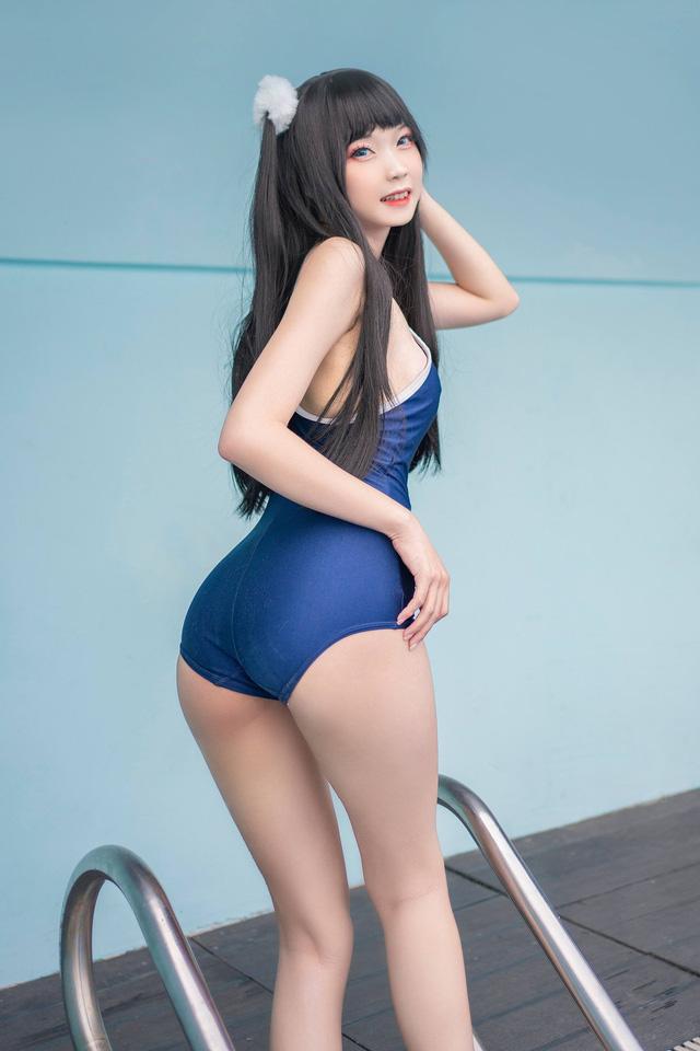 Cộng đồng game thủ mê mẩn bộ ảnh nóng bỏng mắt của nữ cosplayer Hiino Yuki - ảnh 4