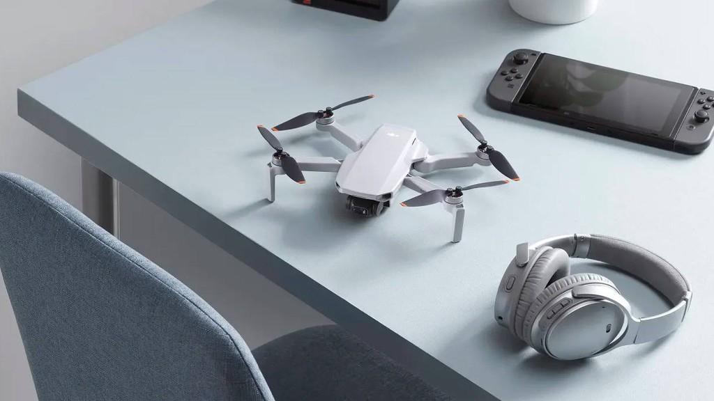 DJI Mini SE ra mắt: flycam rẻ nhất của DJI, giá 309 USD - ảnh 3