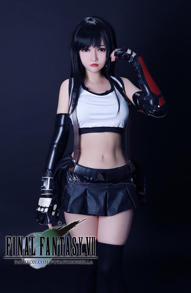 Cộng đồng game thủ mê mẩn bộ ảnh nóng bỏng mắt của nữ cosplayer Hiino Yuki - ảnh 18