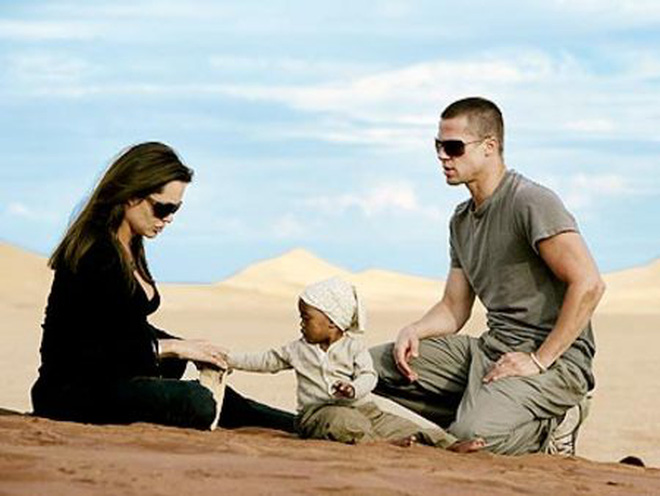 Brad Pitt – Angelina Jolie bị tố mua bài tẩy trắng hậu cắm sừng Jennifer Aniston - ảnh 6