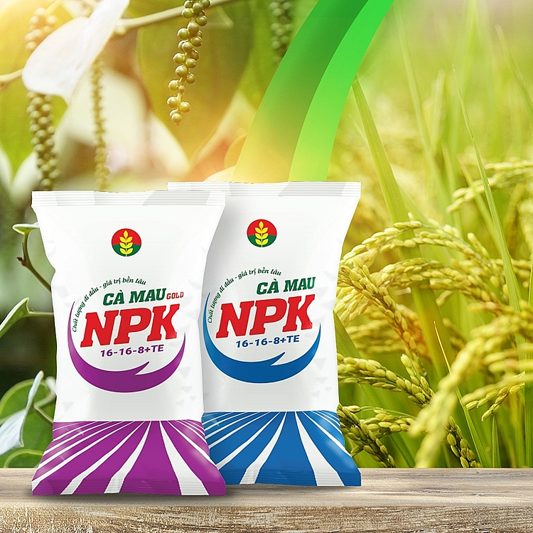 NPK Cà Mau: Chất lượng đi đầu, giá trị bền lâu - ảnh 2