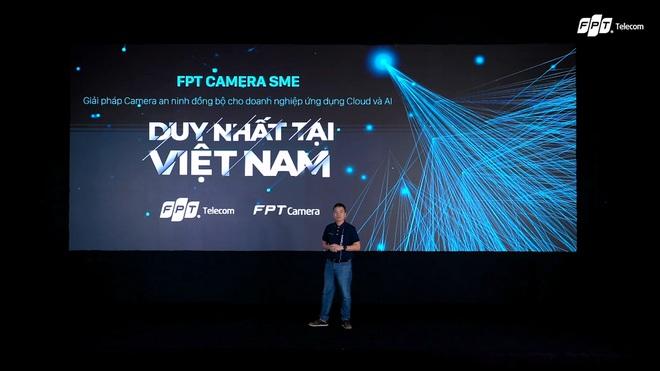 FPT Telecom trình làng FPT Camera SME: Giải pháp an ninh đồng bộ toàn diện cho doanh nghiệp vừa, nhỏ - ảnh 3