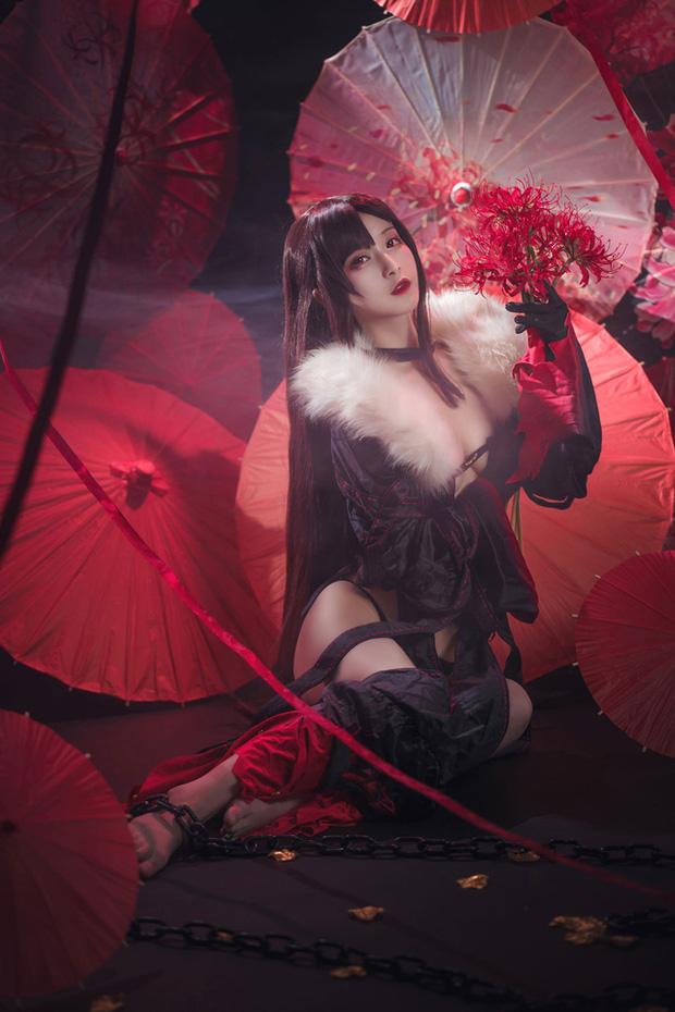 Nóng nực thế này, ngắm gái xinh Fate/Grand Order giúp anh em đánh bay mệt mỏi, nâng cao sức khỏe chơi game - ảnh 20