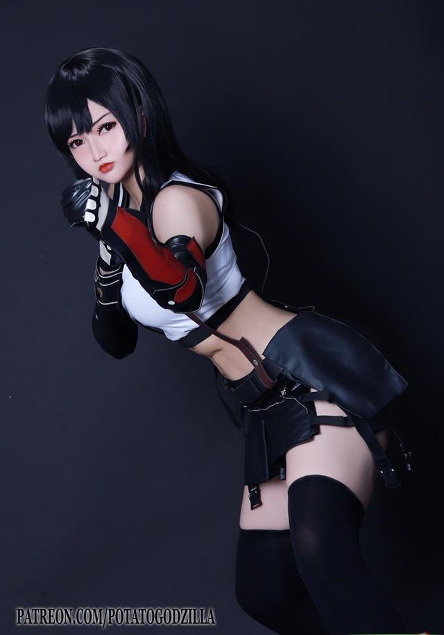 Cộng đồng game thủ mê mẩn bộ ảnh nóng bỏng mắt của nữ cosplayer Hiino Yuki - ảnh 19